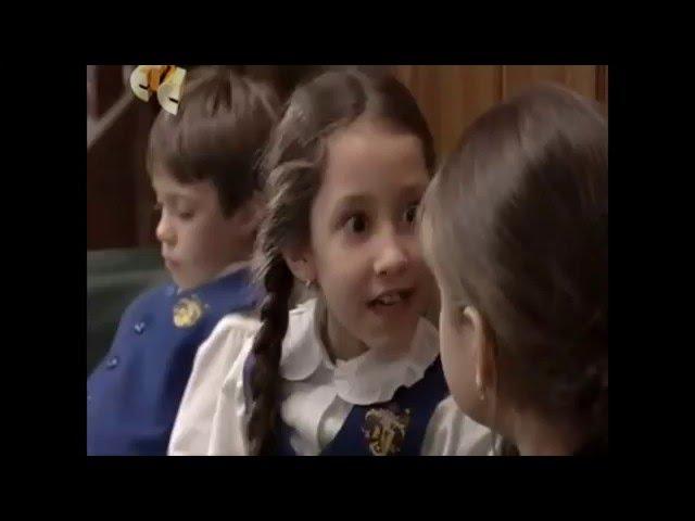 Надя Авдеева и Алиса • (Мы словно две половинки) • ЗАКРЫТАЯ ШКОЛА • КЛИП