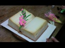 How to make Gladiolas in Buttercream
