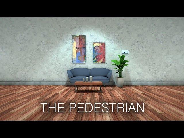 The Pedestrian Steam Greenlight Game Trailer
