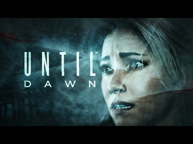 Until Dawn All Cutscenes (Game Movie) Full Story 1080p HD