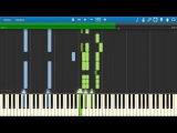 Мот feat. Бьянка - Абсолютно Всё (пример игры на фортепиано) piano cover