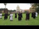Vũ Điệu Flash mob: Bài Hát Hine Ma Tov - Ngày Quốc Tế Cổ Võ Ơn Gọi Đời Sống Thánh Hiến - 2014