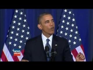 Журналистка в прямом эфире, опустила Обаму, вопросами про Ислам и Мусульман