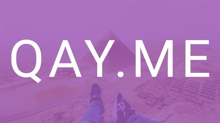 ������ � ������� QAY.ME