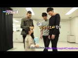 [ENG] Haru nervous about GD, thinks Seungyoon isnt Handsome FUNNY