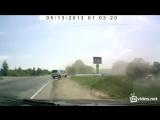Ужасная авария в Брянске
