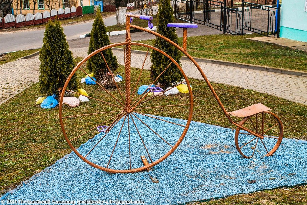 Круглый город Беларуси