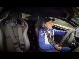 Jaguar C-X75 _ BURNOUT and POWERSLIDES by Felipe Massa_HD