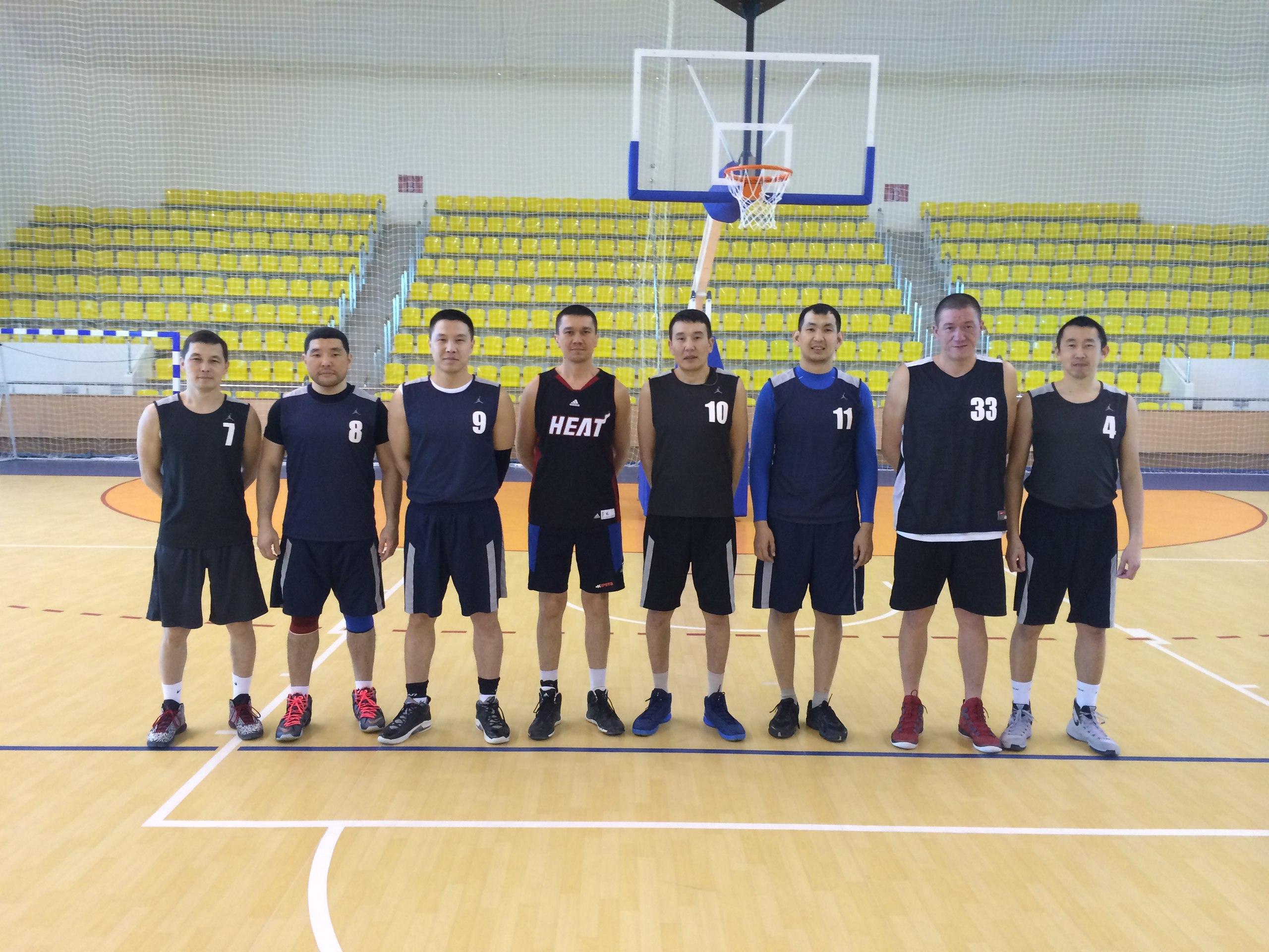 Элиста Республика Калмыкия баскетбол