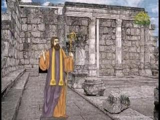 Мульткалендарь - 27 февраля - Преподобный Марон, пустынник Сирийский