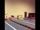 Спортивная гимнастика :)