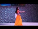 Х Всеукраинский конкурс восточного танца Импровизация 2 место