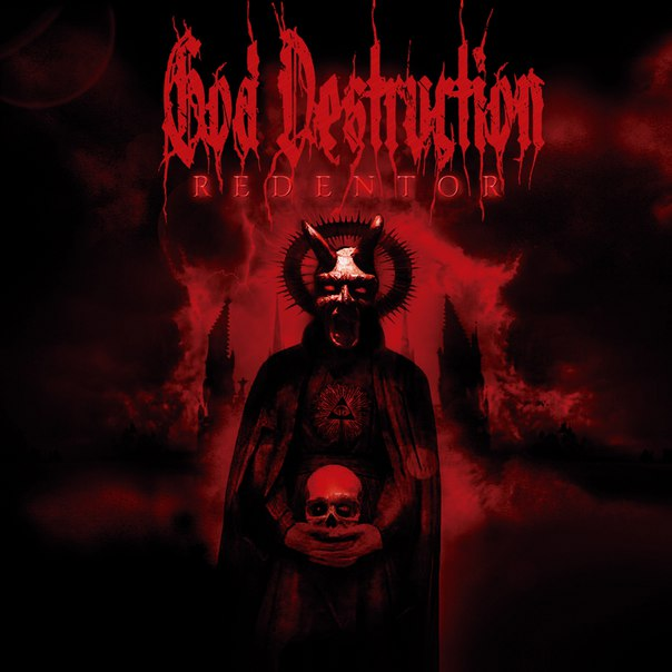 God Destruction - Redentor (2016)