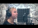 Девочка поет песню Виктора Цоя Кукушка (Only Video)
