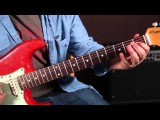 Jerry Garcia Style Country Guitar Lick - Guitar Lesson