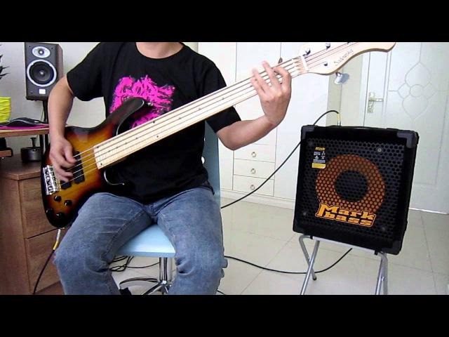 Hatebreed Destroy Everything bass cover » Freewka.com - Смотреть онлайн в хорощем качестве