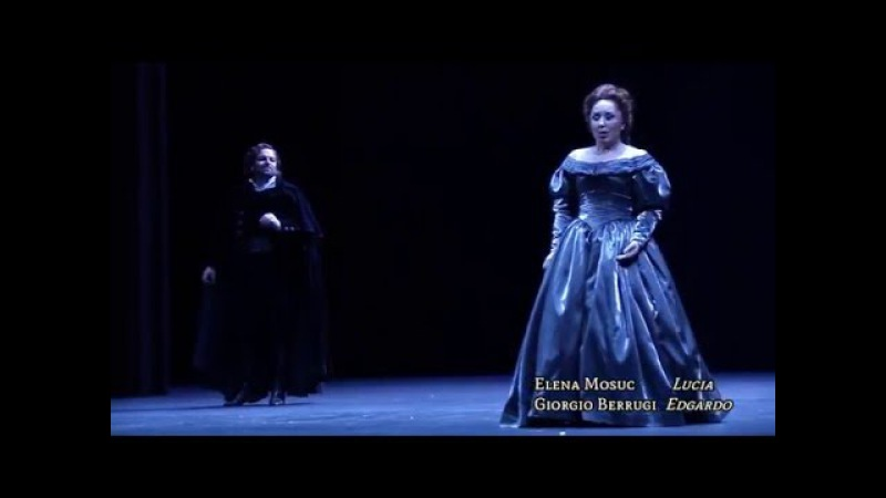 Elena Mosuc Infamous High F Lucia di Lammermoor 2016