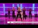 Nicki Minaj - Starships (Live on Today 04-06-2012) [HD]