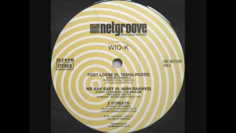 Wio-K - We Nah Easy (Instrumental)