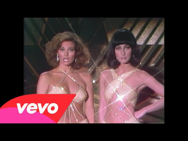 Cher Raquel Welch - I'm a Woman (Live on The Cher Show, 1975)