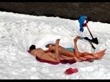 лучшие приколы ютуба смотреть Приколы зимой 2015
