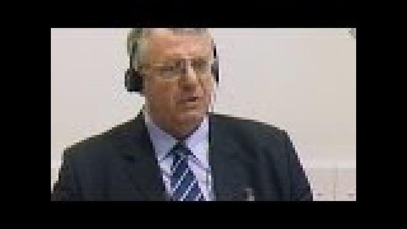 Воиславу Шешелю предрекают минимум 25 лет тюрьмы