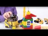 Le robot #Wall-E sur le chantier de