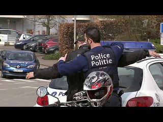 В Брюсселе задержан лидер и вербовщик террористов, устроивших взрывы в аэропорту `Завентем` - Первый канал