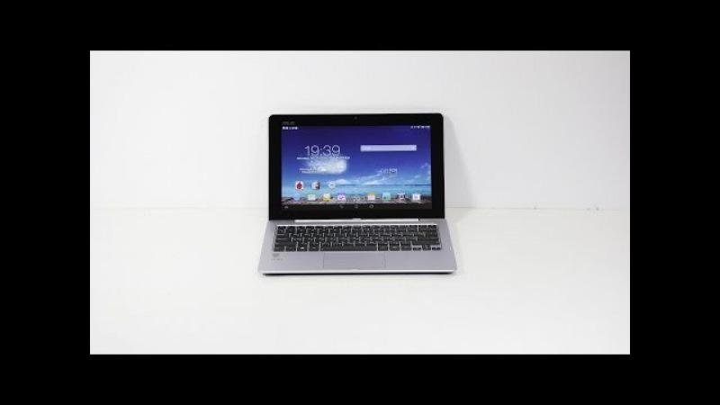 Видео обзор гибридного ноутбука (планшета) Asus Transformer Book Trio