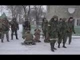 Дебальцево. Украинские военные окружены и сдаются в плен