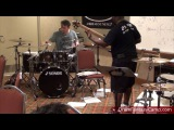 Gavin Harrison, Steve Smith, and Chris Coleman Drum Fantasy Camp Flashback