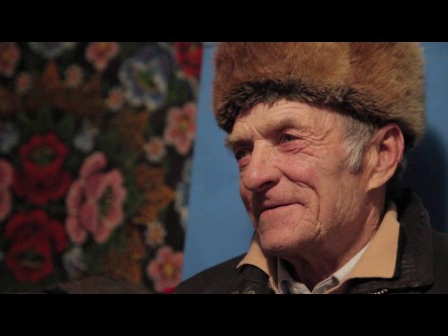 Жив собі дід і баба про козу грає і співає лірник Андрій Ляшук