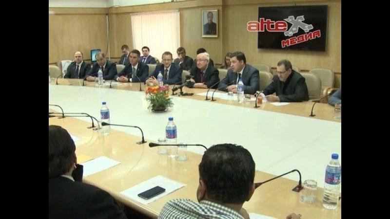 Подводятся итоги визита делегации Свердловской области во главе с губернатором в Индию