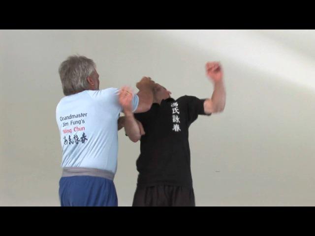 Wing Chuns Chum Kiu Applications (HD)