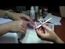 Керамическое копытце Формула профи для подготовки ногтей к покрытию гель лаком или наращиванию.