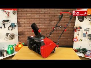 Электрический снегоуборщик CROSSER CR-SN-E
