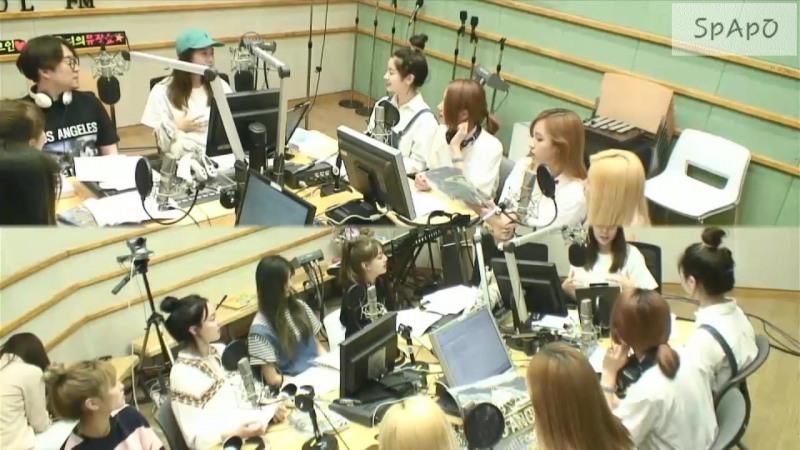 160602 TWICE - KBS Jo YoonHee's Volume Up