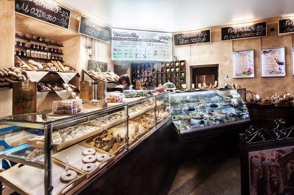 Лучшие пекарни нашего города
