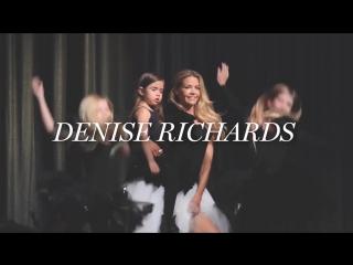 Denise Richards cover shoot