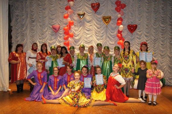 Фестиваль Дружные сердца в Сухиничах