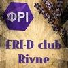 FRI-D English Club (Rivne)