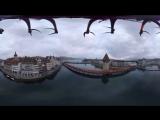 Швейцария, 360°: пролетая над Люцерном