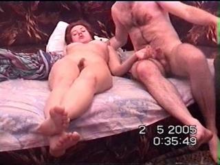 Согласилась на сьемку /  первый опыт съемки с неторопливыми беседами! 2005 (all sex, oral sex, порно, домашний трах, секс)