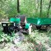 Саморобні міні трактори