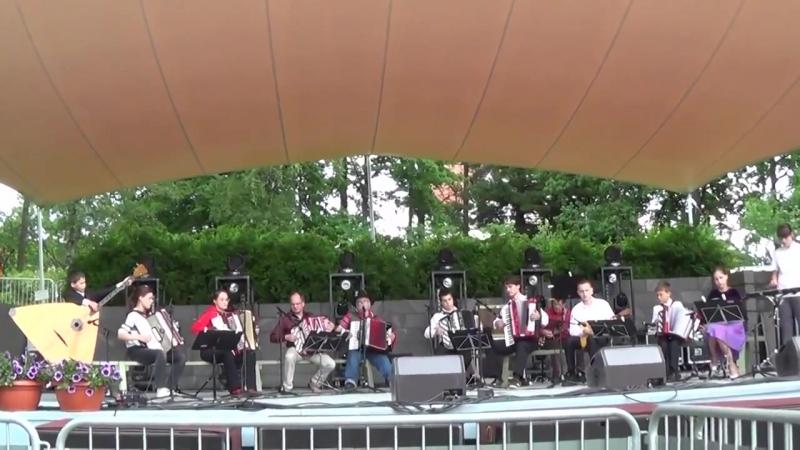 Концерт Ансамбль УРА вместе с нашими друзьями Ёакимом, Буре и Генри. Дни Якоба Якобстад_720p