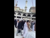 Бүгін Рамазанның 13- күнінде Меккедегі ыстық
