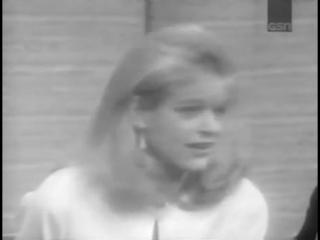Мелина Меркури в американской телепрограмме