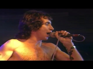 Ac/dc - bad boy boogie (live from bbc show rock goes to college 1978, colchester, england 28.101978)