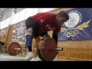 Dmitry Klokov Snatch 205 kg 16 9