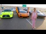 Supercar Kids of Dubai !!!